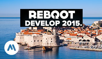 Dubrovnik Reboot Develop 2015 conference