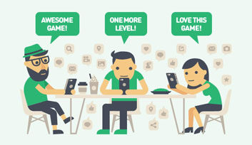 how to create an addictive mobile game