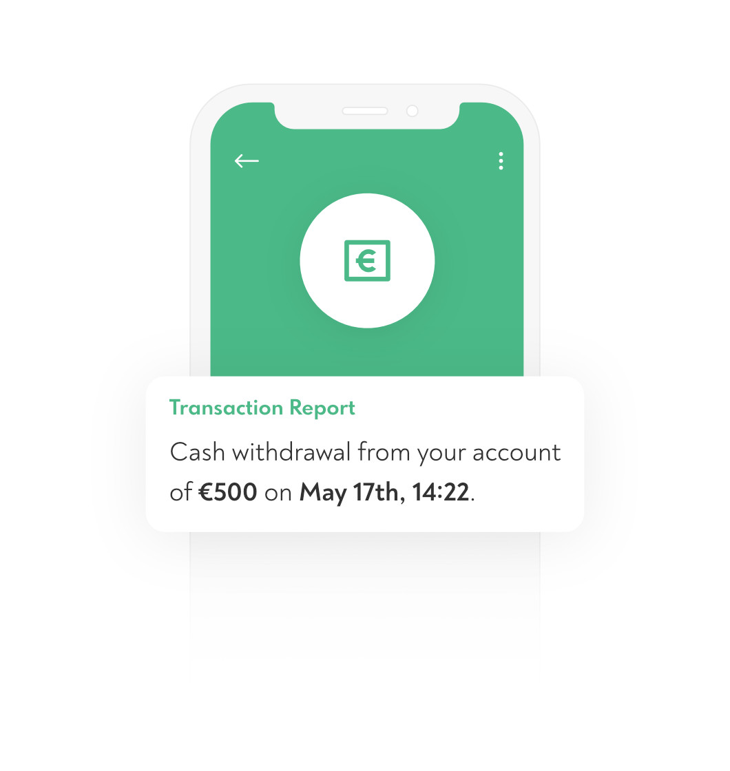 transaction notification